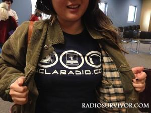 UCLA Radio Tshirt