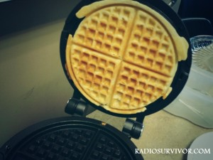 WAFFLES at Fall 2013 UCRN