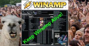 Save Winamp