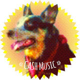 CASH Music dog icon