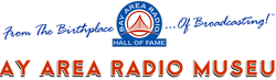 Bay Area Radio Museum and Hall of Fame logo