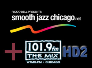 smooth jazz chicago on WTMX hd2