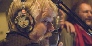 "Philip Seymour Hoffman in ""Pirate Radio"""