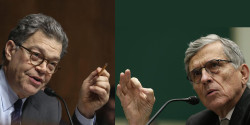Sen. Al Franken vs. FCC Chair Tom Wheeler