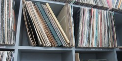 LPs at WXVU