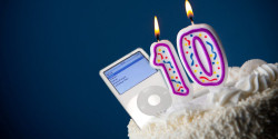 Podcasting's 10th birthday