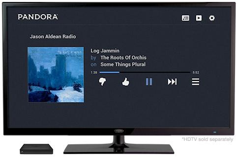 Amazon's New Fire TV Looks Like a Nice Internet Radio