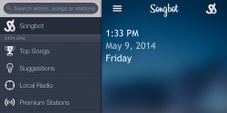 Songbot App