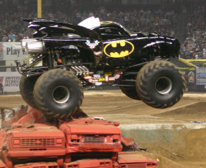 Batman Monster Truck; wikipedia