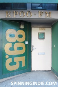 Entrance to KPOO