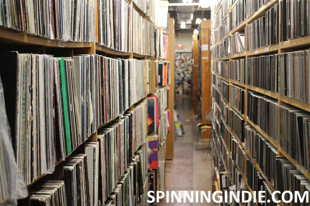 WMBR Record Library