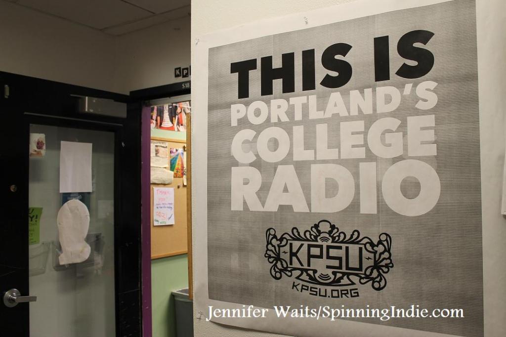 KPSU at Portland State