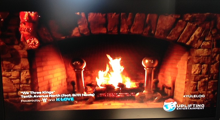 Reviewing The 2014 Yule Logs It S Like Radio With Pictures Radio Survivor