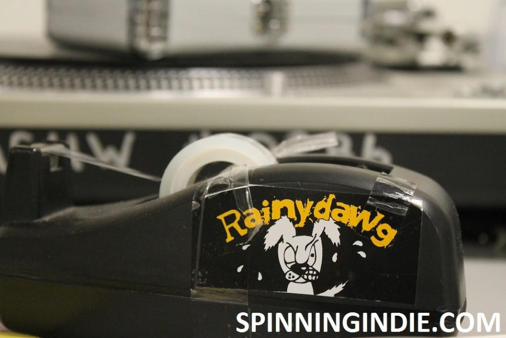 Rainy Dawg Radio studio