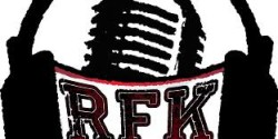 logo for college radio station Radio Free Kokomo