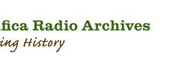 Pacifica Radio Archives