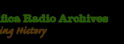 Pacifica Radio Archives
