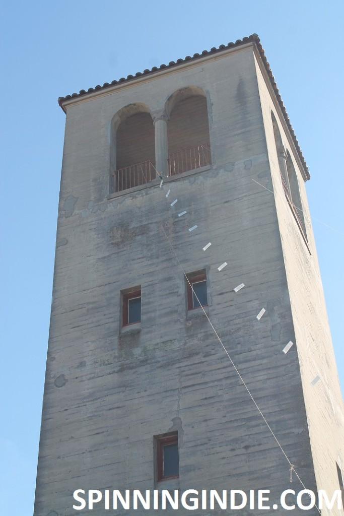tower at SFAI