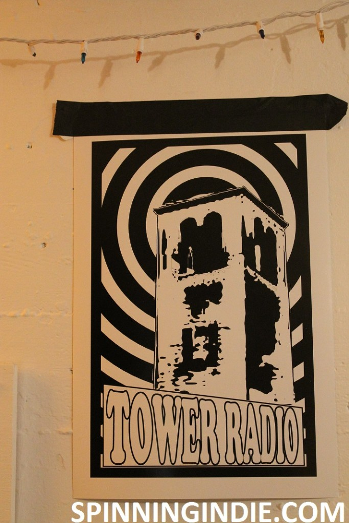 Tower Radio poster