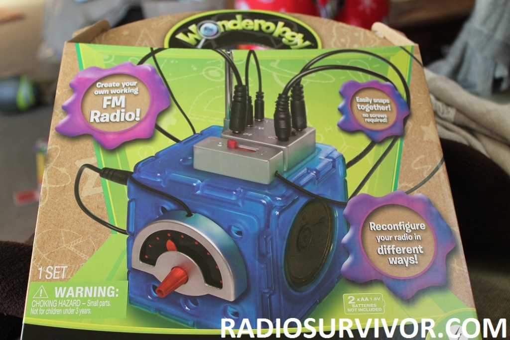 Wonderology radio kit