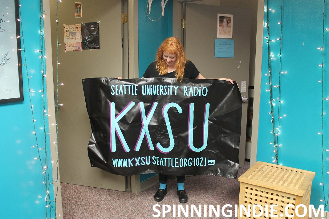 Visiting College Radio Station Kxsu At Seattle University Radio Survivor