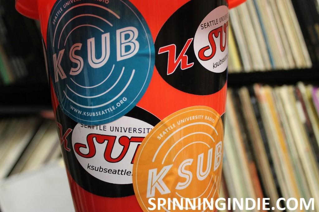KSUB stickers
