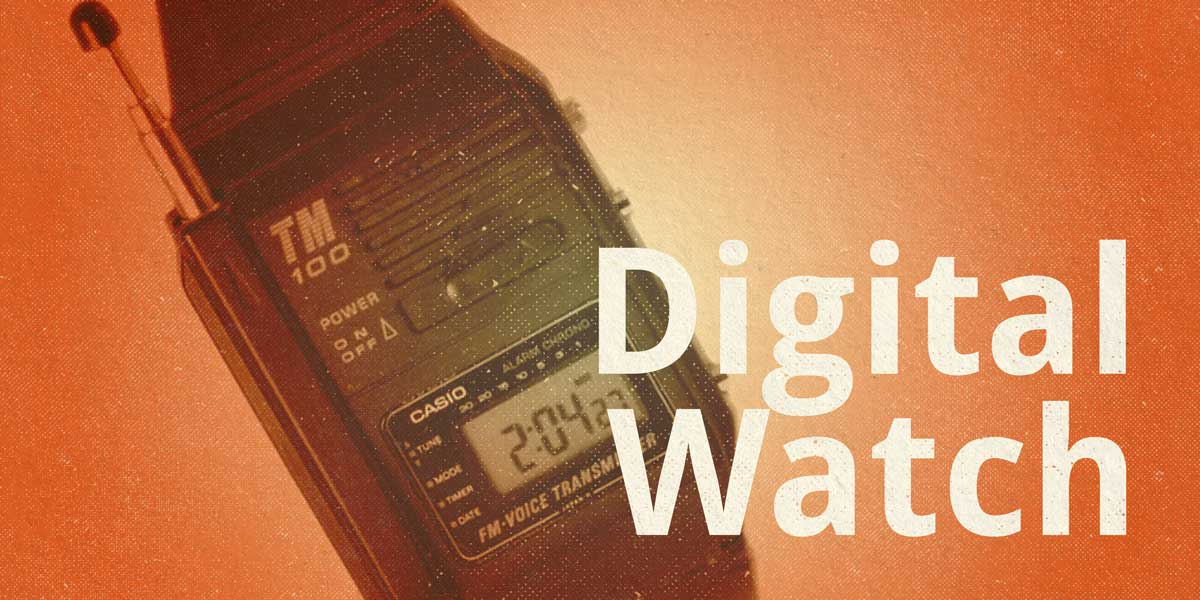 Digital Watch: In Search of High Fidelity Internet Radio