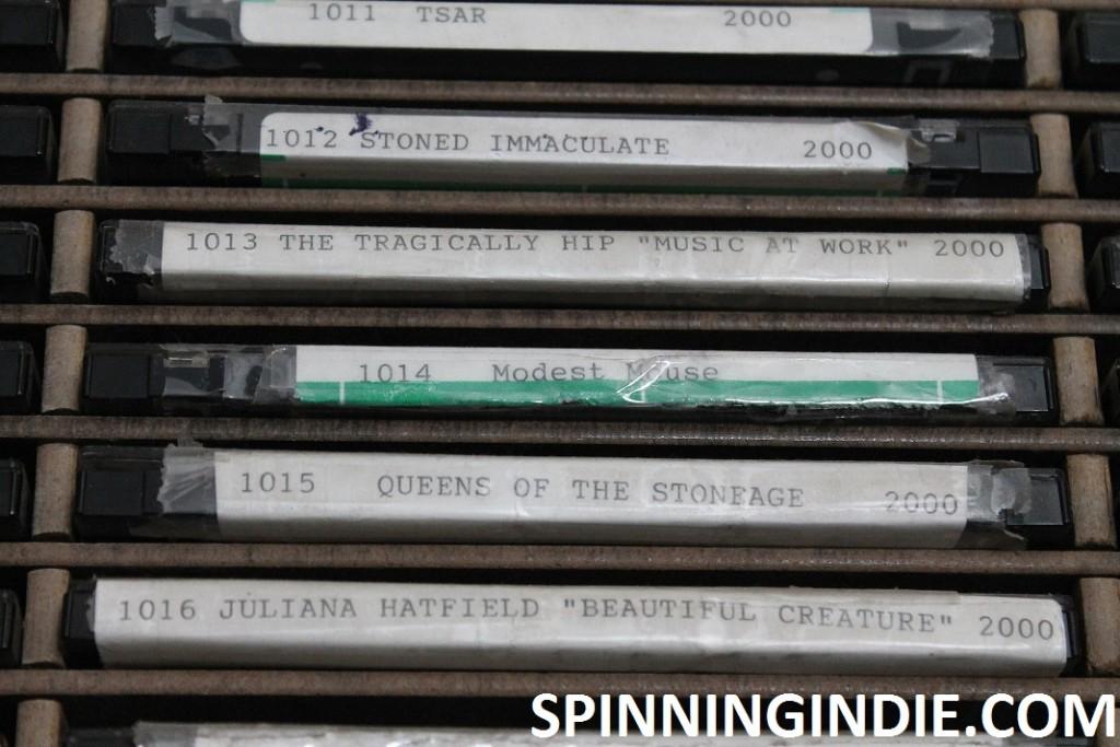 CDs at WONC