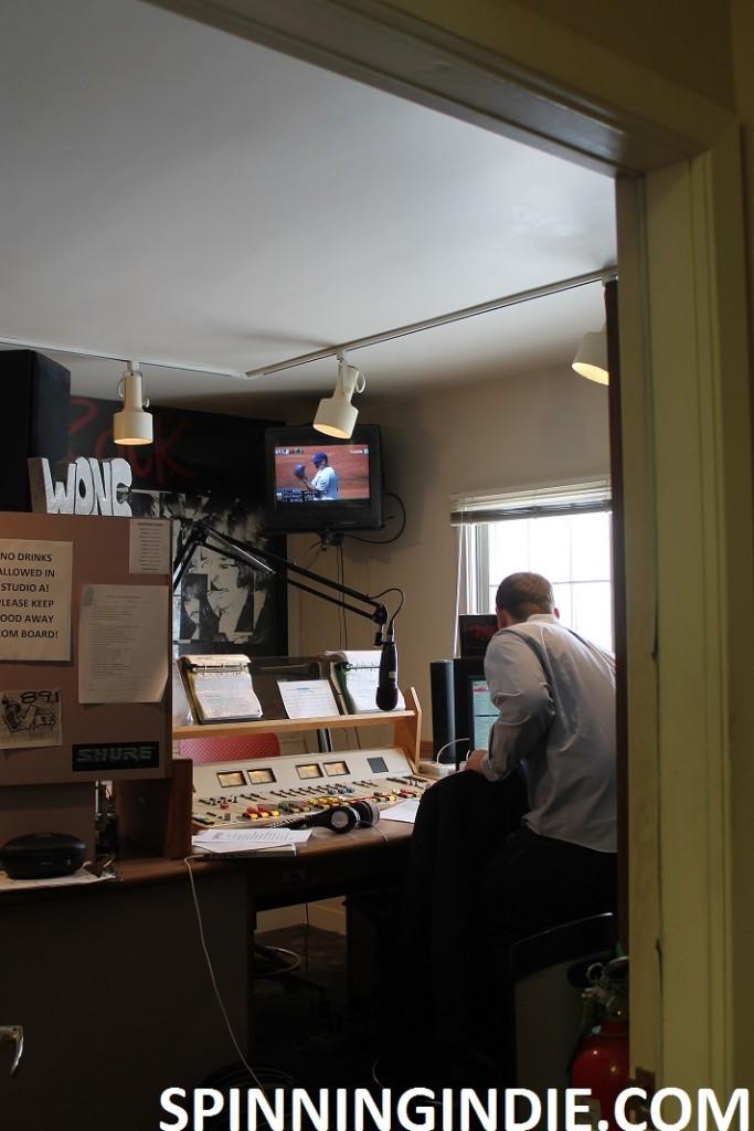 WONC studio