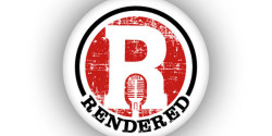 Rendered Podcast Logo