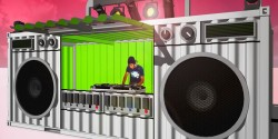 DJ Boombox!