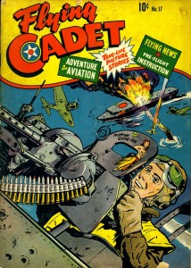 Flying Cadet comics