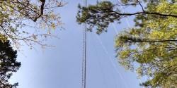 LPFM transmitter tower