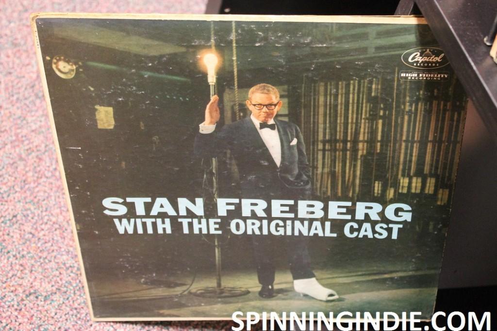 Stan Freberg LP