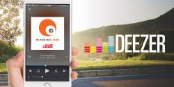 Deezer RadioLab