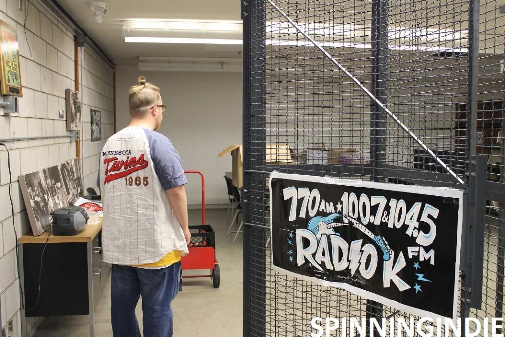 "Radio K ""cage"""