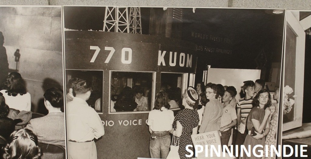 historic photos at KUOM