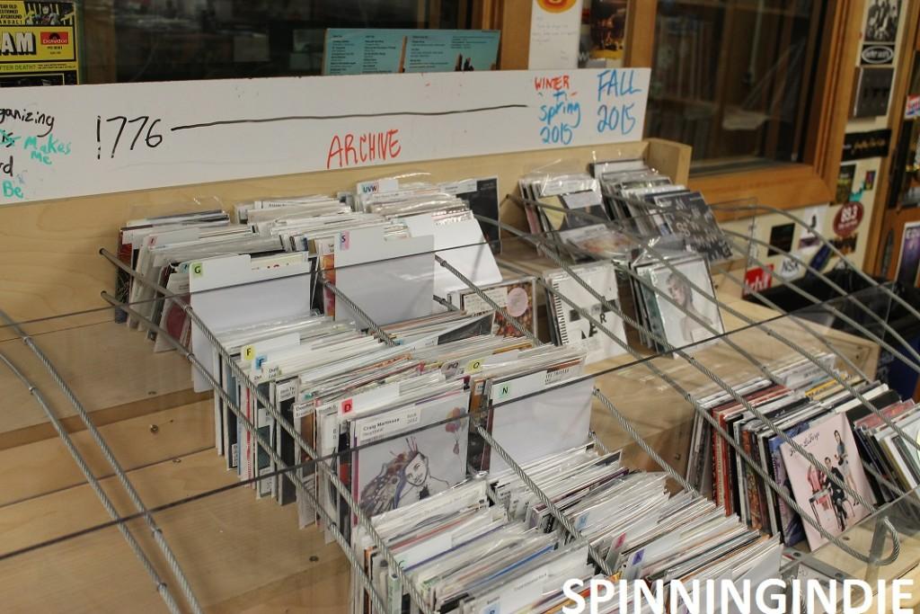 new CDs at KRLX