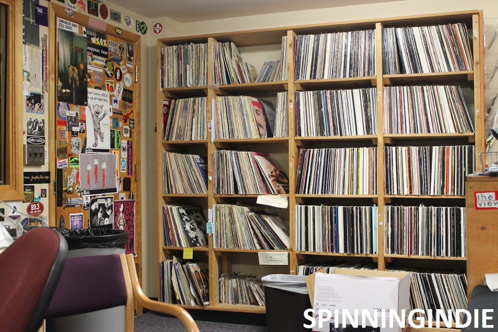 KRLX record library