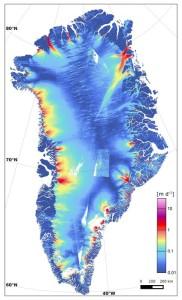 Greenland scan