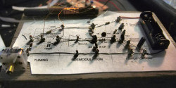 Radio Art workshop. Photo: Magz Hall