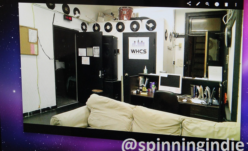 Picture of old WHCS space. Photo: J. Waits