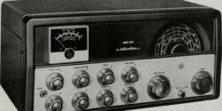 vintage hallicrafters radio