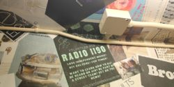 College radio station Radio 1190. Photo: J. Waits