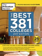 Princeton Review 2017 book cover