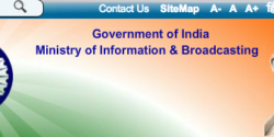India Ministry of Information and Broadcasting