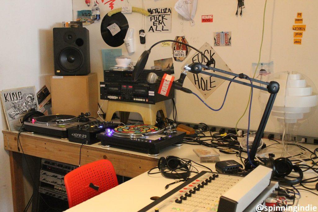 KCHUNG studio. Photo: J. Waits