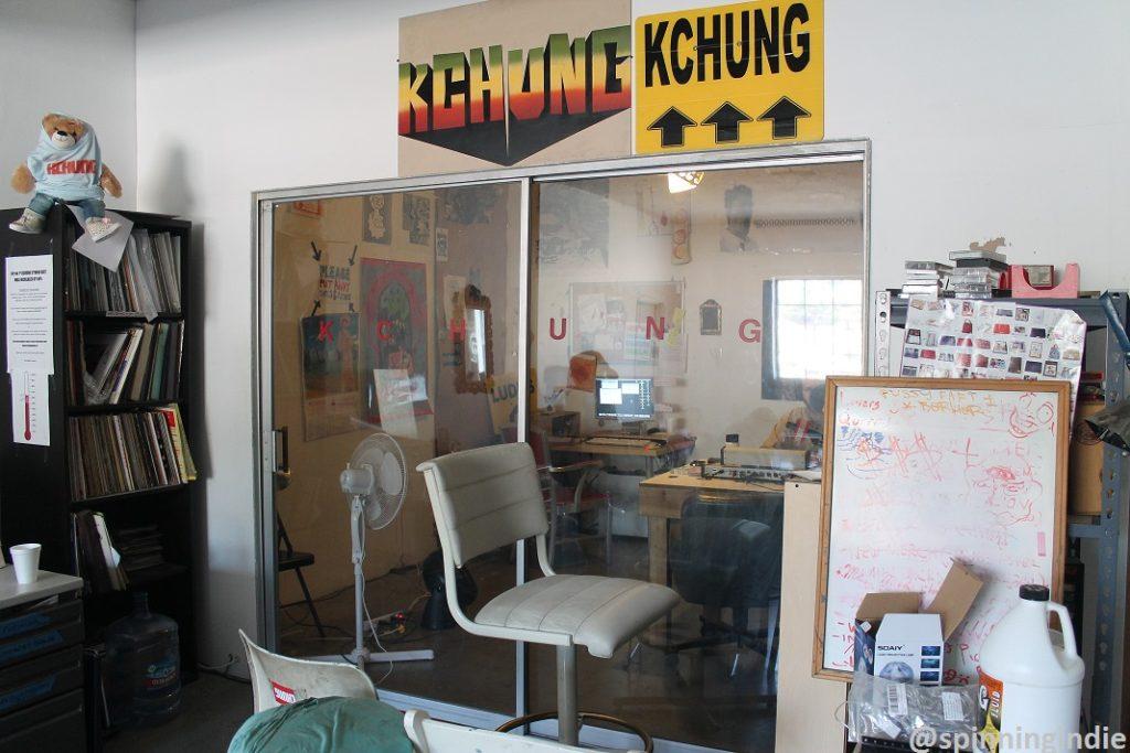 View of the KCHUNG studio. Photo: J. Waits