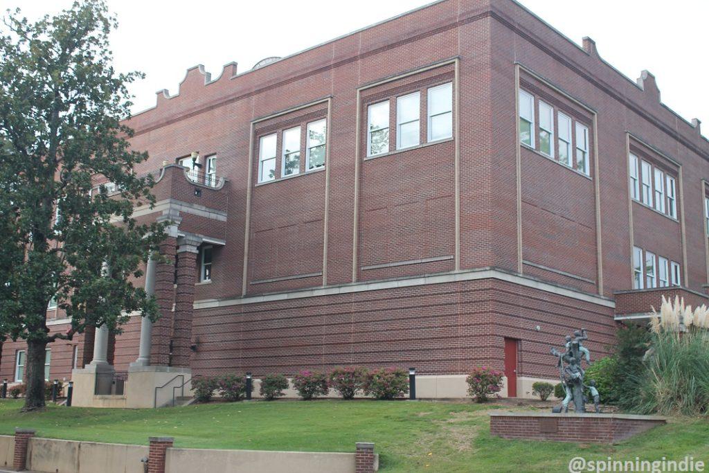 Walker Hall at University of the Ozarks. Photo: J. Waits