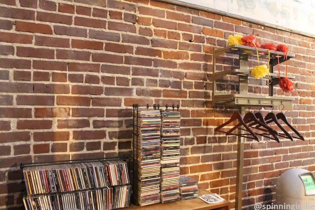 Music at KUHS-LP. Photo: J. Waits